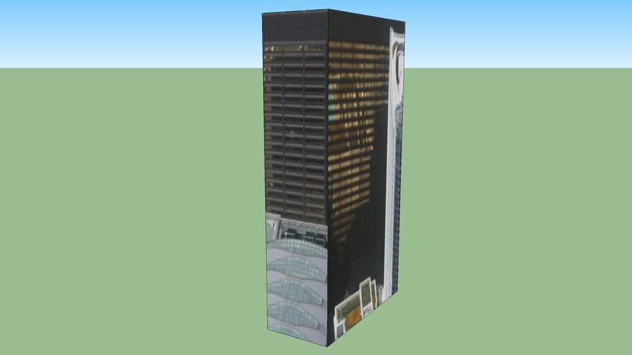 芝加哥, 伊利诺斯, 美国的建筑模型