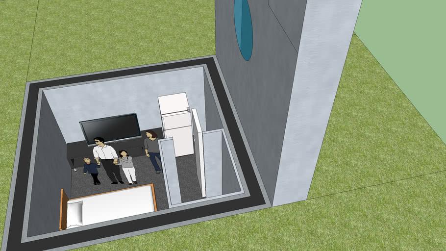 Premium Bomb Shelter