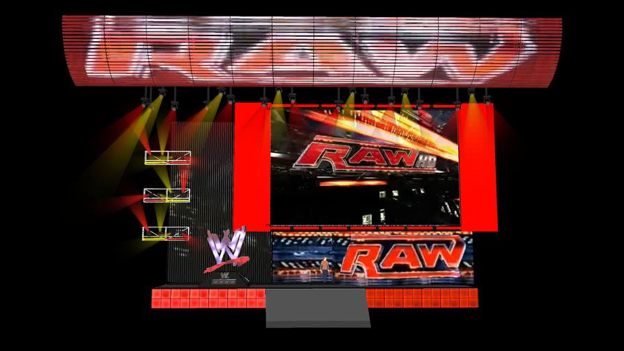 WWE/HD RAW