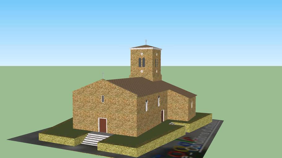 Eglise de Monthieux