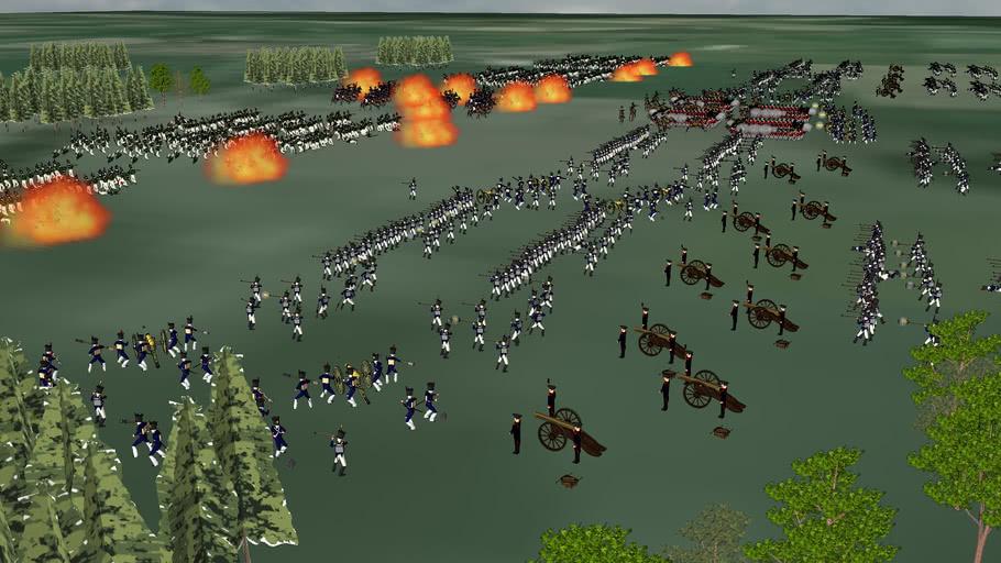BATTLE-WAR