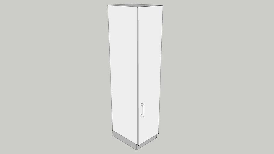 450 Tall Module with One Shutter 450X560X1920 CID_CP10000125