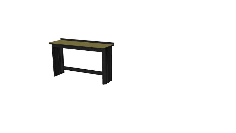 Craftsman 6ft workbench (scaled)