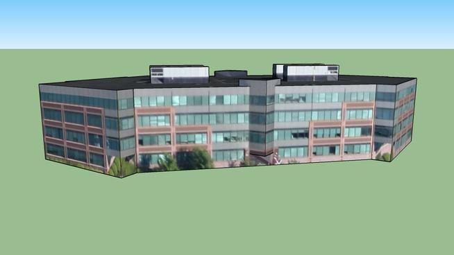 Building in Burlington, MA, USA