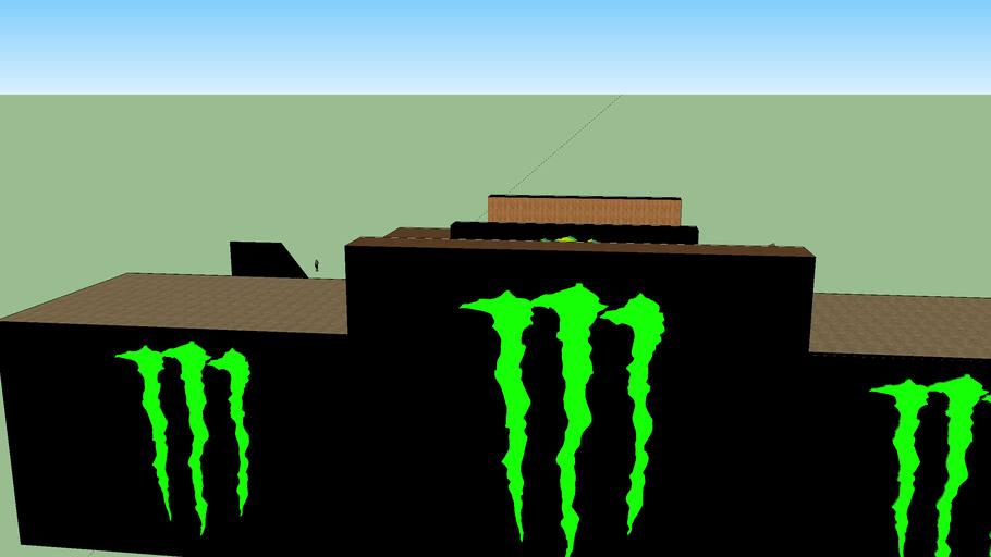 Monster ENERGY Skate Park