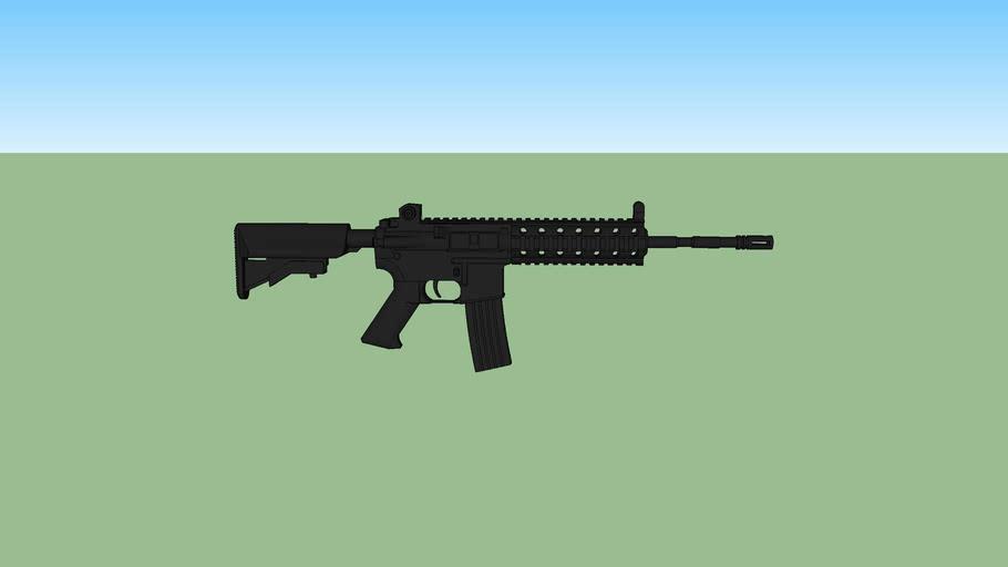 arma larga hk 416