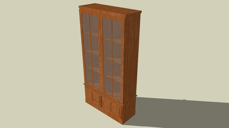 Display / Gun Cabinet