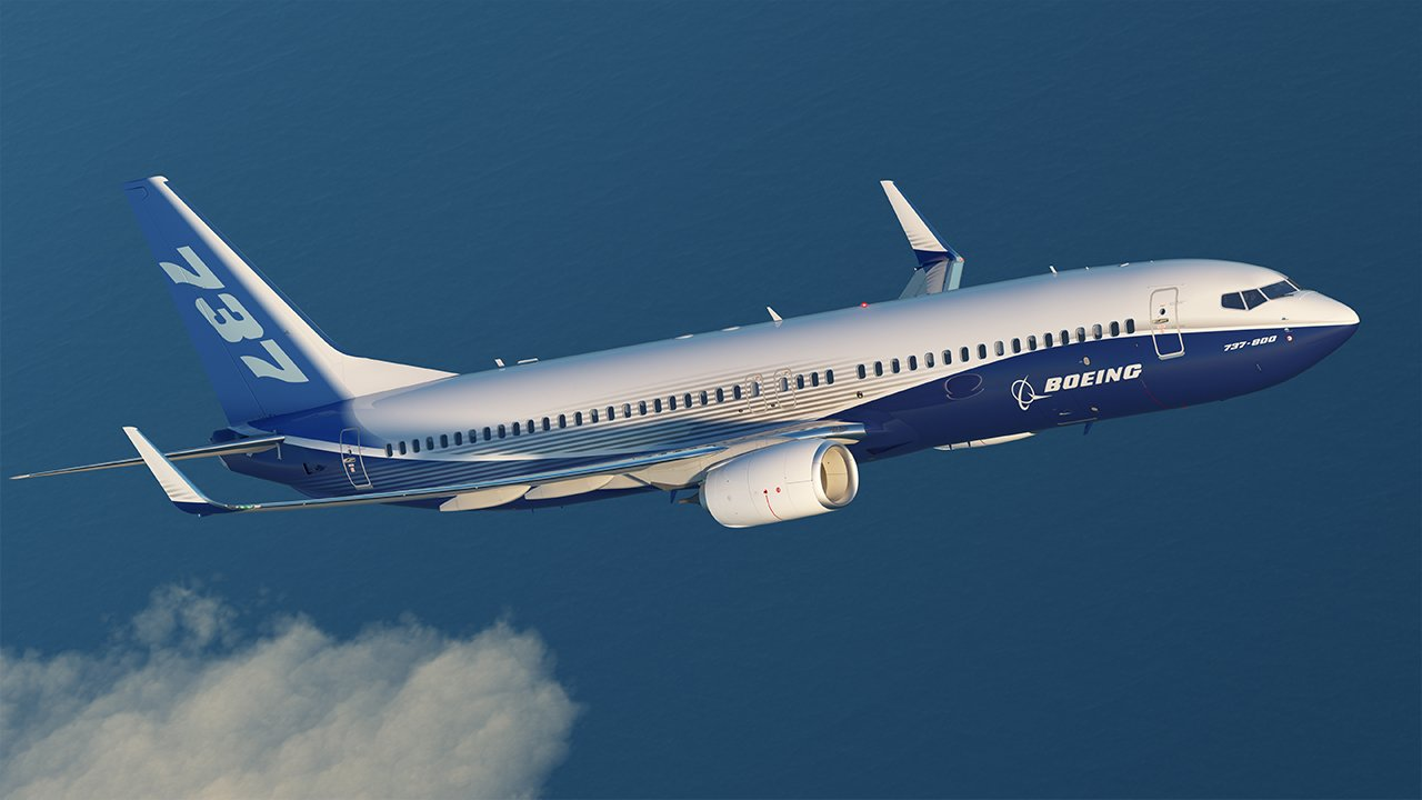 Boeing 737 | 3D Warehouse