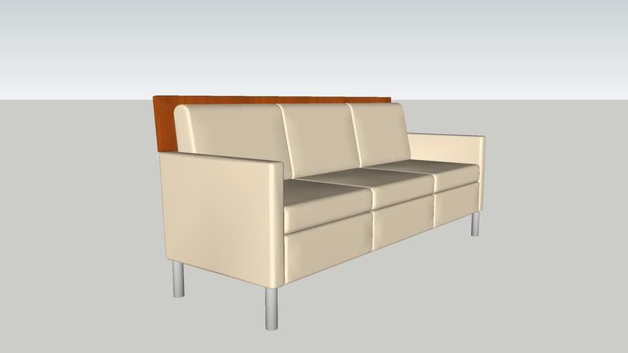 Classic Sofa (327-3)