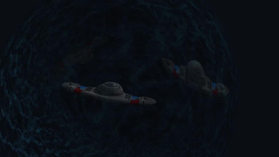 Corsair class Task force