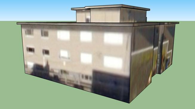 Building in Vancouver, BC V6J 1Z9, Canada