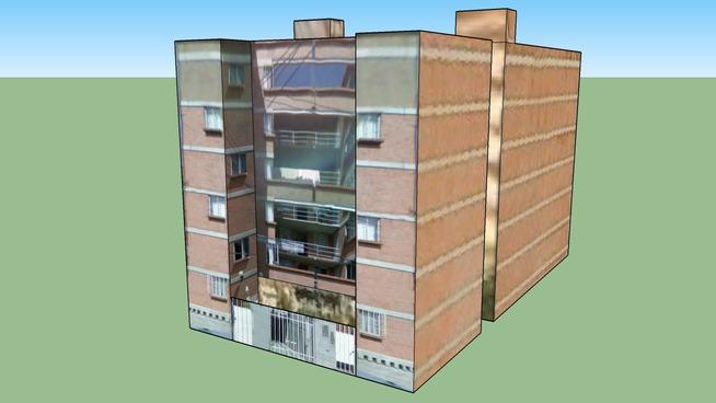 Edificio en General Rincon Gallardo Ciudad de Mexico, D.F., México