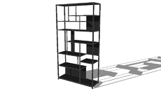 Muebles modulos