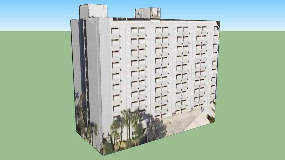 Construção em Orlando, FL, USA BY HENRIQUE V