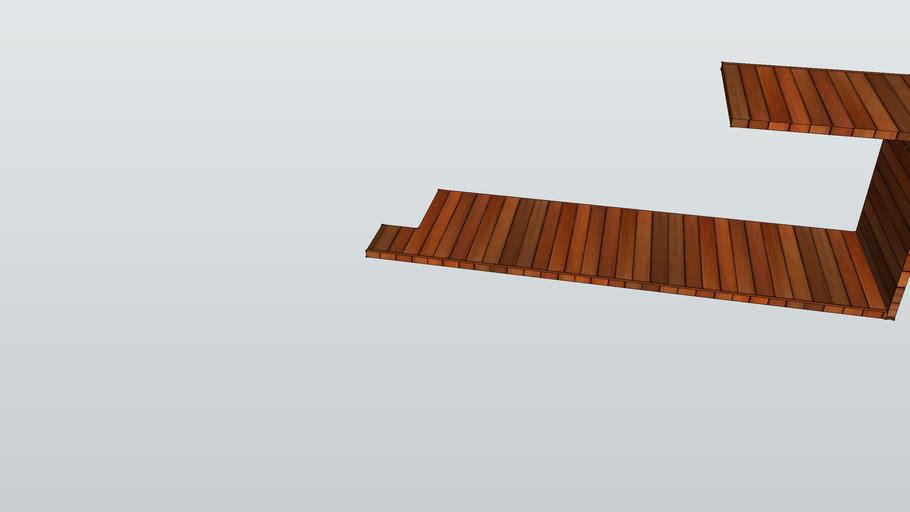Transforming Roof Deck