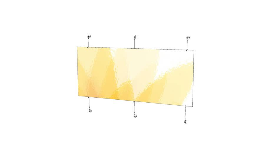 Horizontal Sign Panel Kit