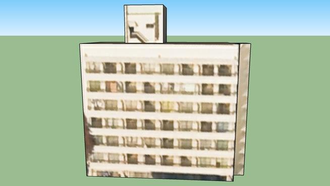 〒108-8407にある建物