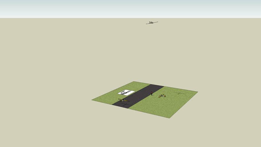 Albatross UAV-1 Long Range rc airplane