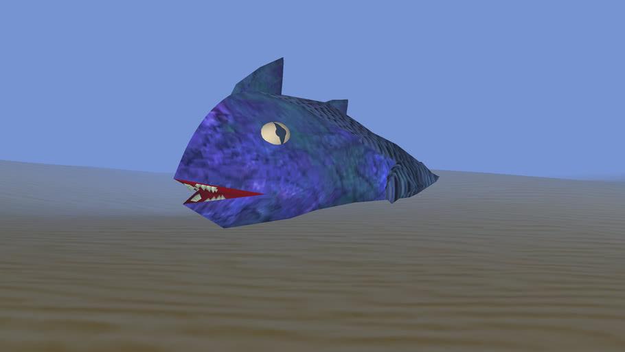 Calamarian Shark.