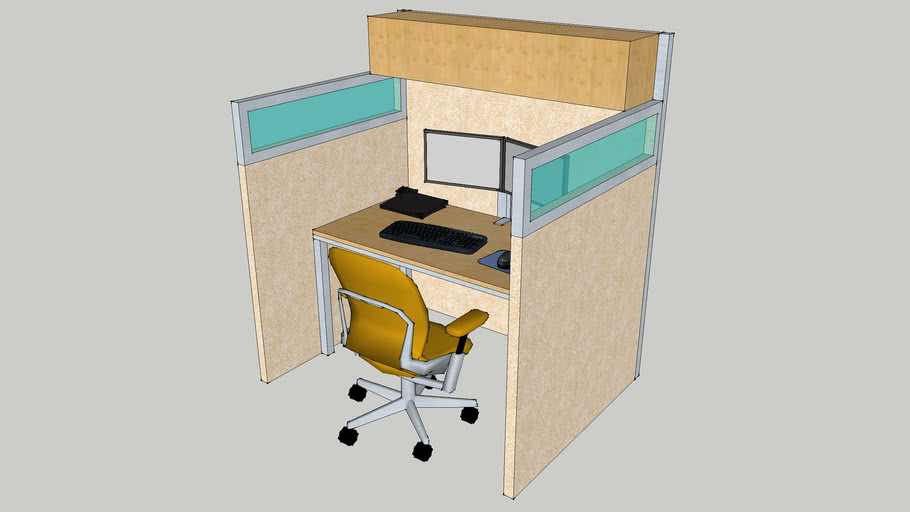 Custom Sales Desk