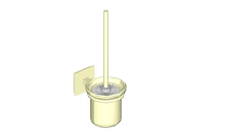 JUSTIME Toilet Brush Holder_7801-80-80CP