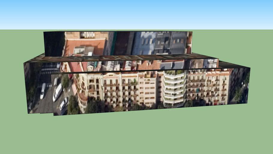 Edificio en Barcelona, España