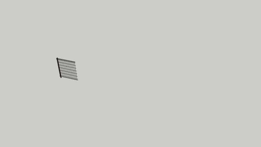 ハイグリッドフェンスT-1.0 LIXIL TOEX