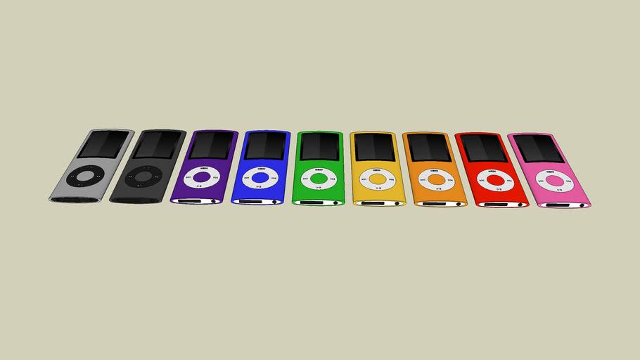 Apple iPod Nano Chromatic 4th Gen