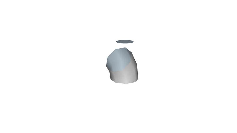45� elbow, 1.25�, low polygon