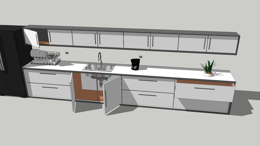 Warehouse Kitchen Cabinets