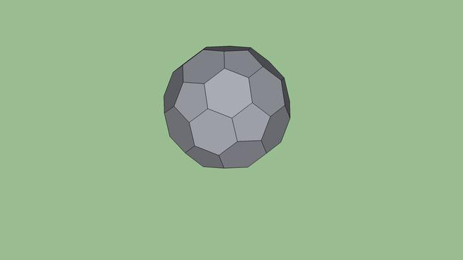 Truncated Isocahedron