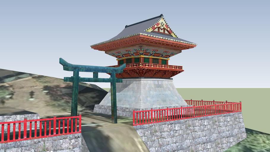 久能山東照宮 厳島神社
