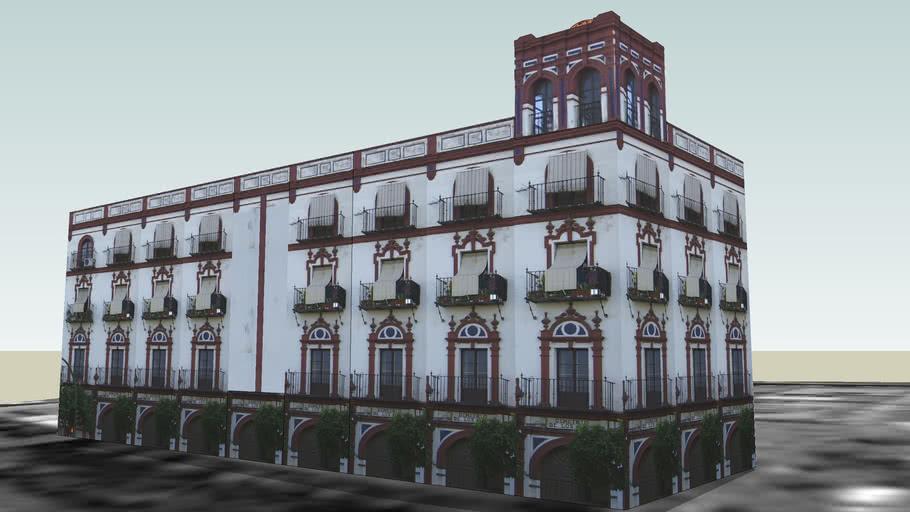 Edificio Regionalista