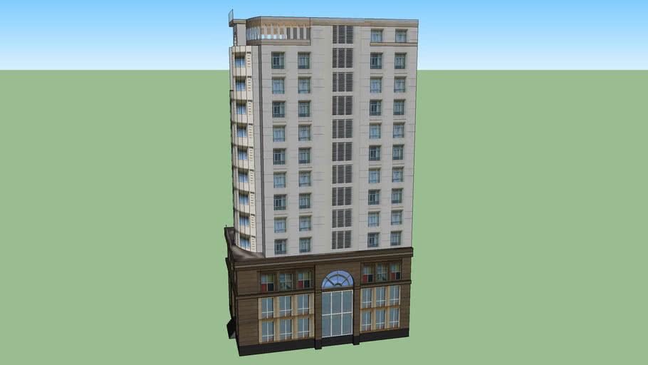 Khách sạn Capital Palace