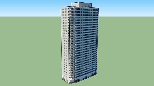 Construção em Miami, FL, USA