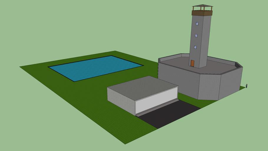 Naka's Zombie fort