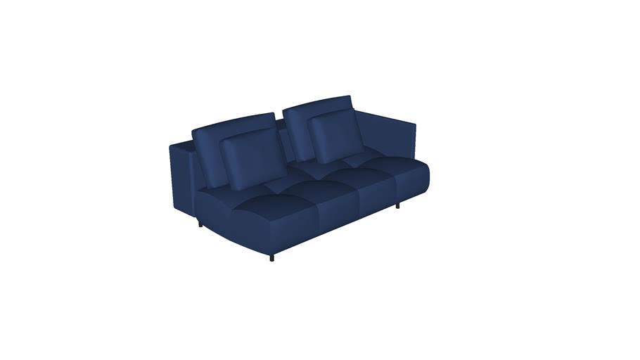 Sofa Pausa 1,65m 1BR