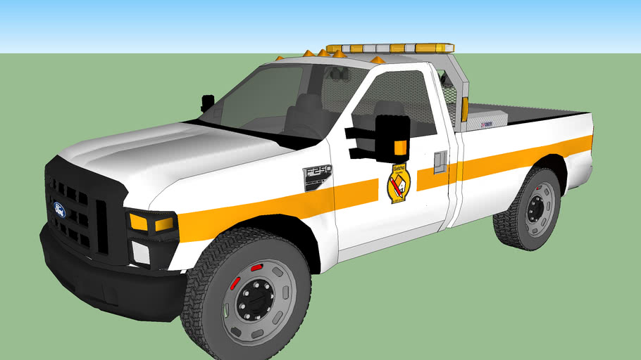 Sketchup County Public Works