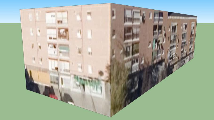 Edificio en Madrid