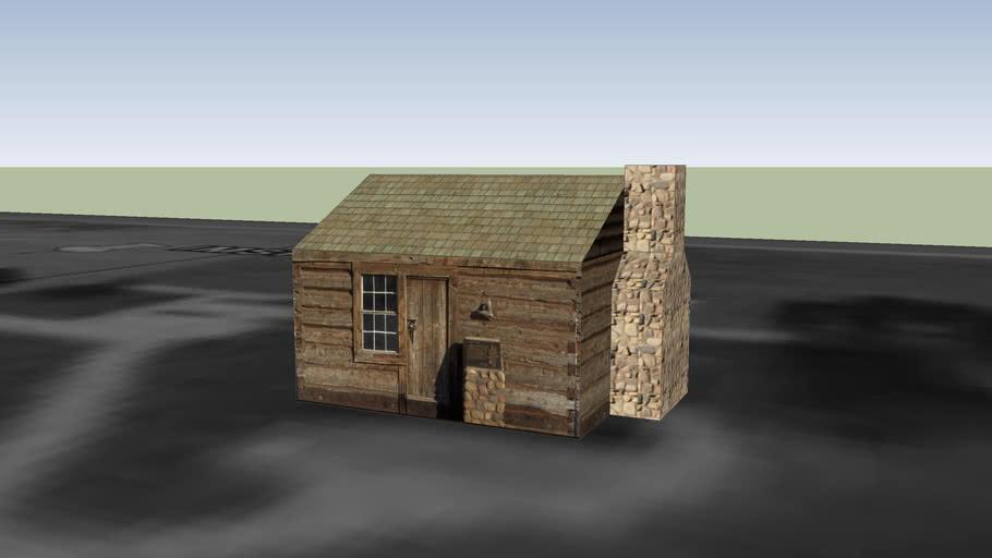 George Wood Cabin