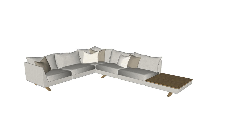 Delaespada Hepburn Sofa Warehouse