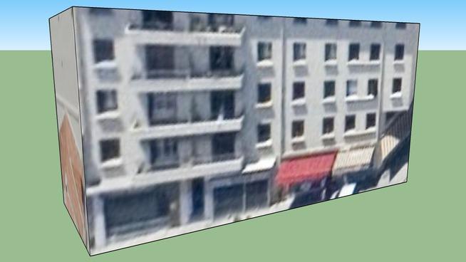40 rue Saint André, 13014 Marseille