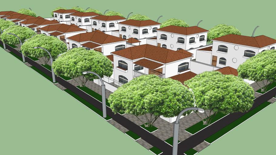 parque residencial minas city