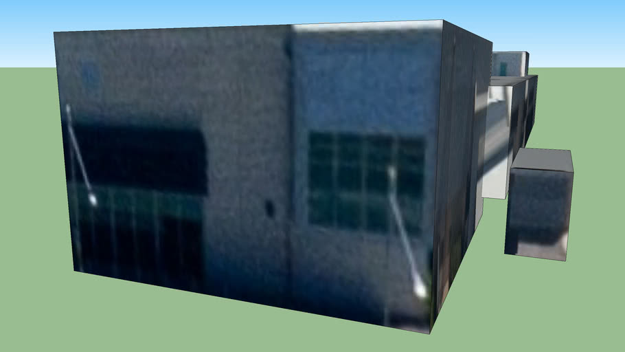 Building in Australian Capital Territory 2606, Australia
