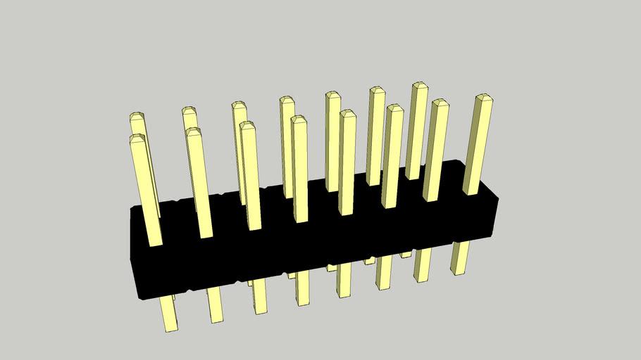 Pin GAME en placa base