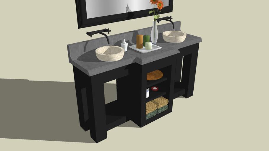 maison-meuble lavabos