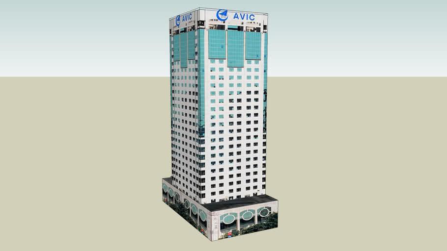 深圳航都大厦 Air-City Freight Int'l co., Ltd. Shenzhen Branch(China)