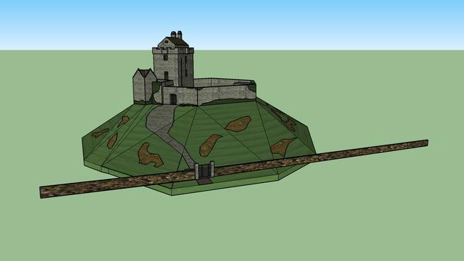 Castillo de Dunguaire (Cinn Mhara)