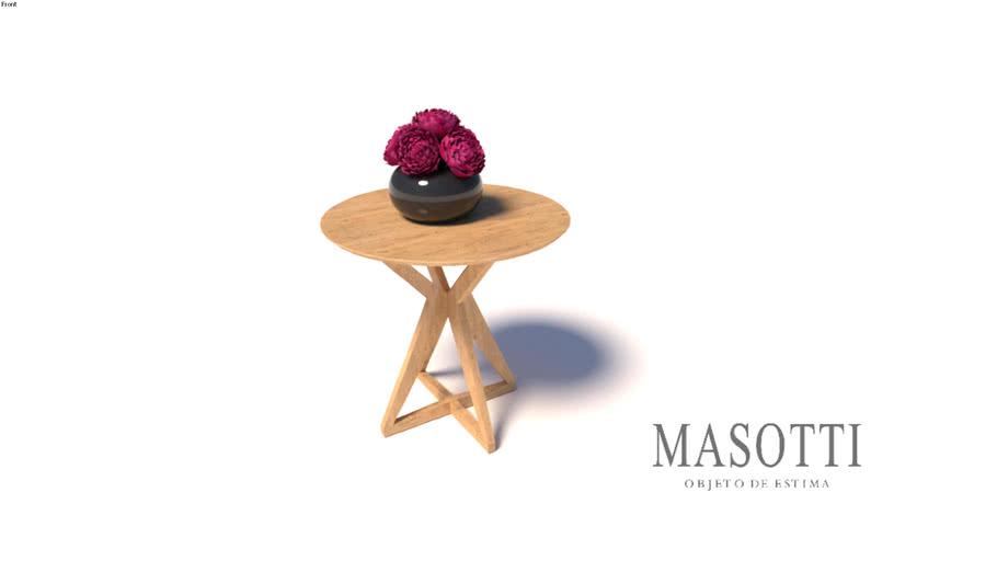Mesa Auxiliar Coleção Masotti MAS.439.0 F15