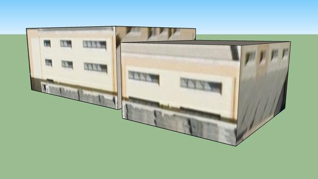 Building in Μοσχάτο, Greece